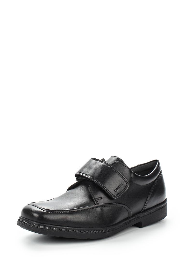 Туфли для мальчиков Geox J54D1A00043C9999