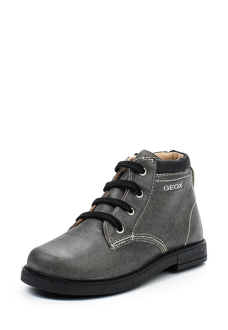 Ботинки для мальчиков Geox B54D2D00038C9999