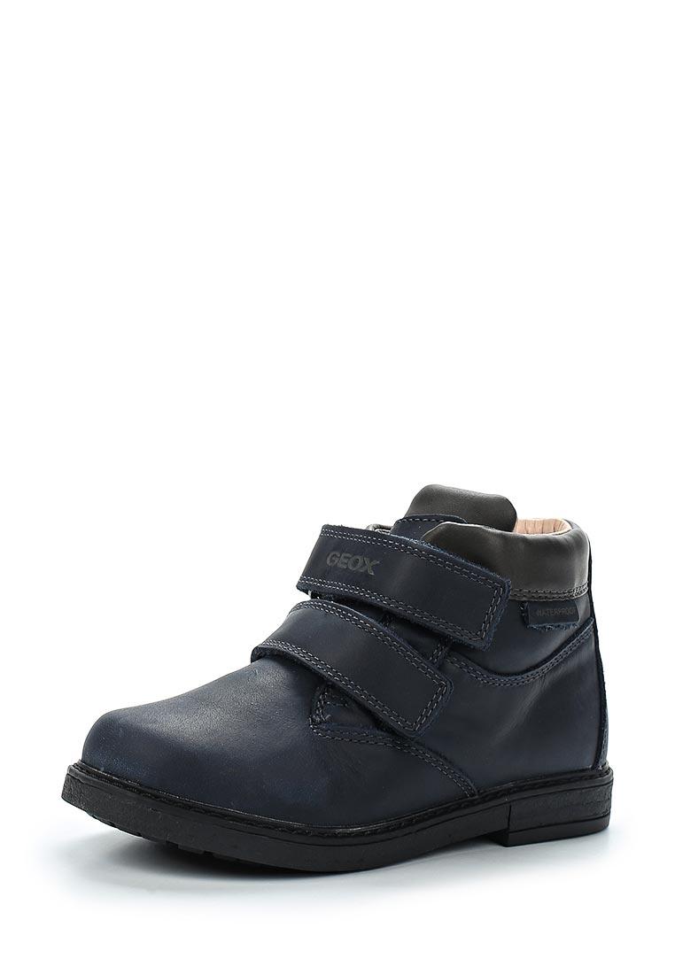 Ботинки для мальчиков Geox B640VA0FFBCC0718
