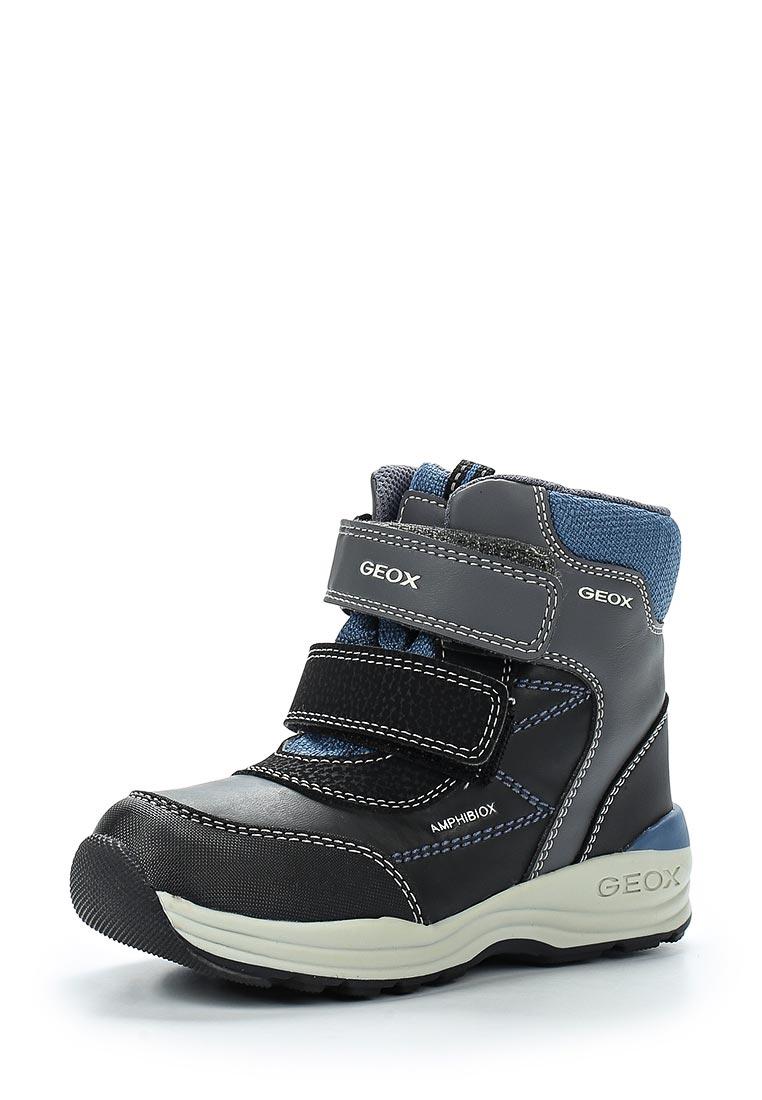 Ботинки для мальчиков Geox B741GA054FUC4303