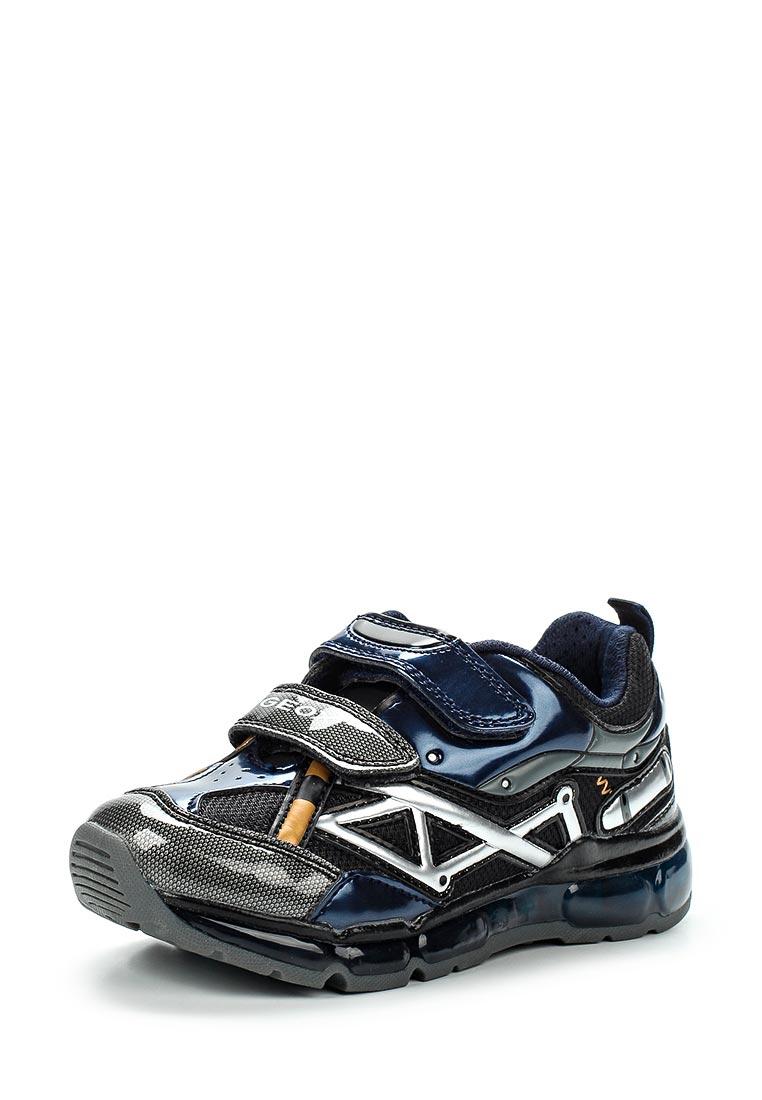 Кроссовки для мальчиков Geox J7444B011CEC0673
