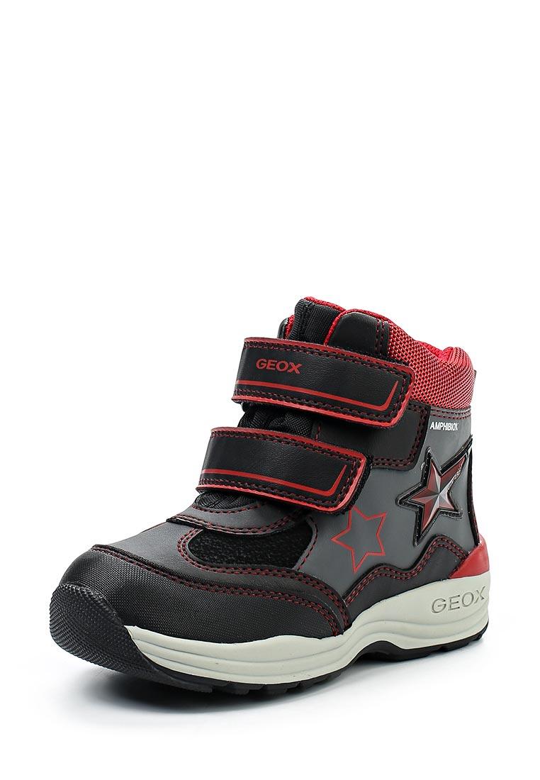 Ботинки для мальчиков Geox B741GC054FUC0048