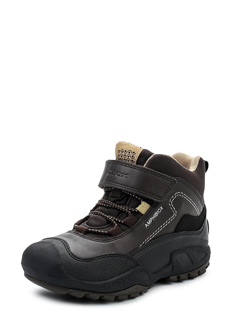 Ботинки для мальчиков Geox J741WA054FUC0021