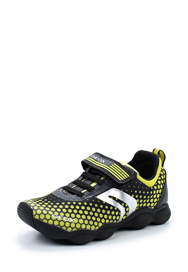 Кроссовки для мальчиков Geox J744BD014CEC0802