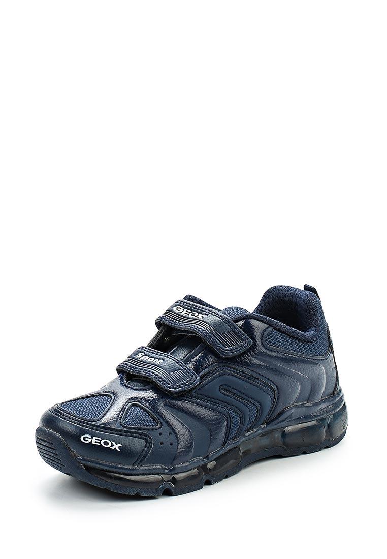 Кроссовки для мальчиков Geox J6444D0BU11C4002
