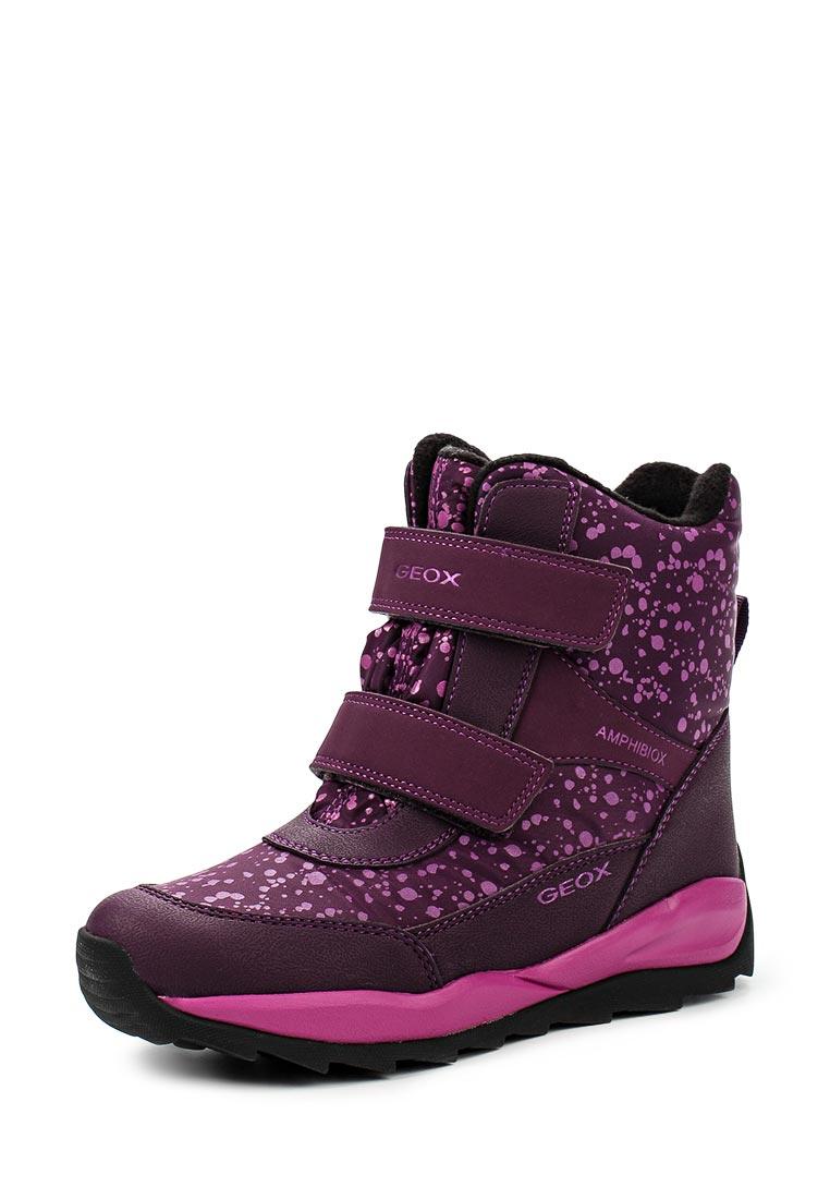 Ботинки для девочек Geox J642BD0MN50C8016