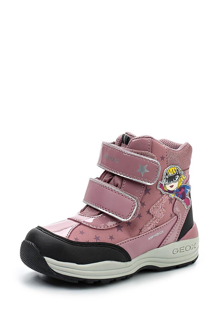Ботинки для девочек Geox B741FB0BC50C8F9B