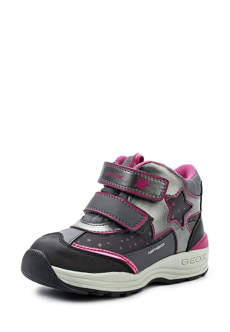 Ботинки для девочек Geox B741FC000BCC9305
