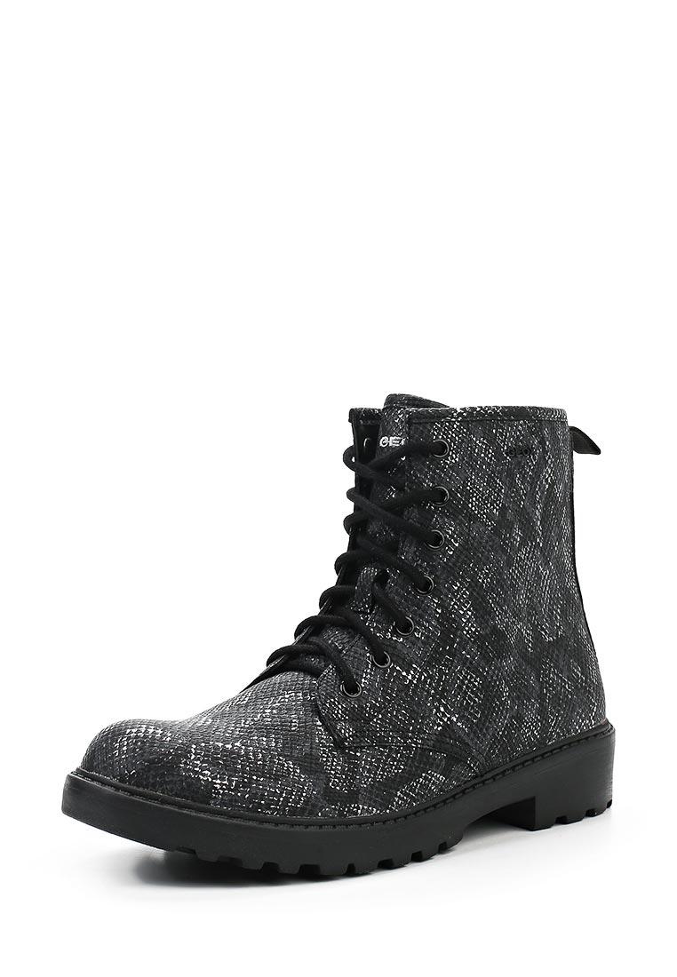 Ботинки для девочек Geox J5420K000ARC9999
