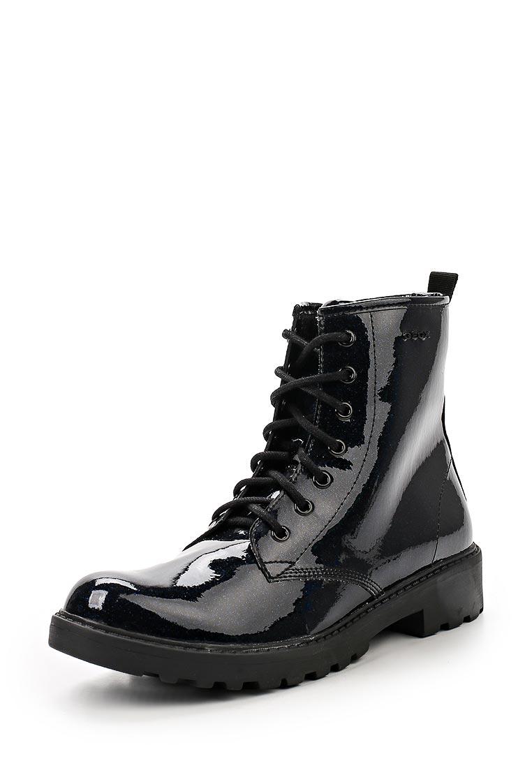 Ботинки для девочек Geox J5420K000KCC4002