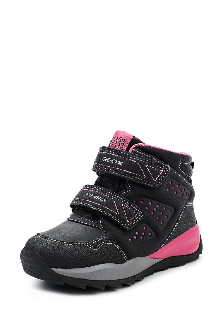 Ботинки для девочек Geox J742BF0AUCEC9999