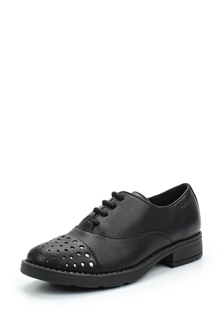 Туфли Geox J74D3I05443C9999