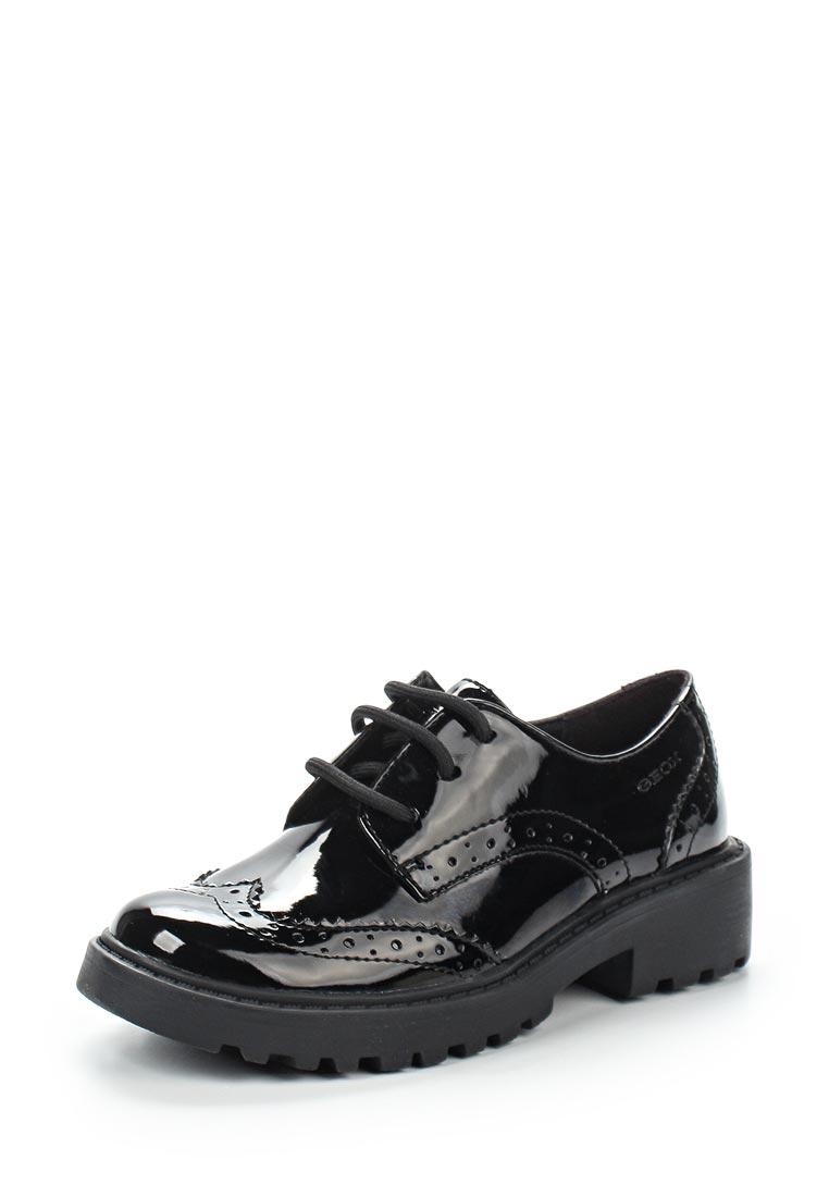 Ботинки для девочек Geox J6420N000HHC9999