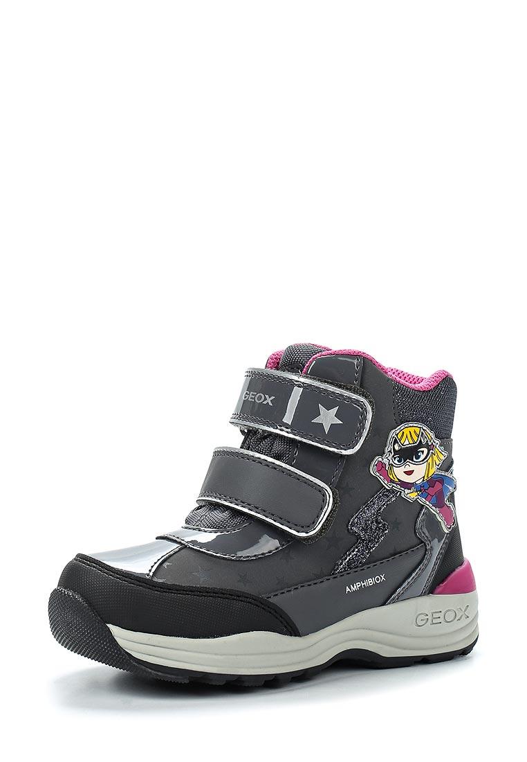 Ботинки для девочек Geox B741FB0BC50C0062