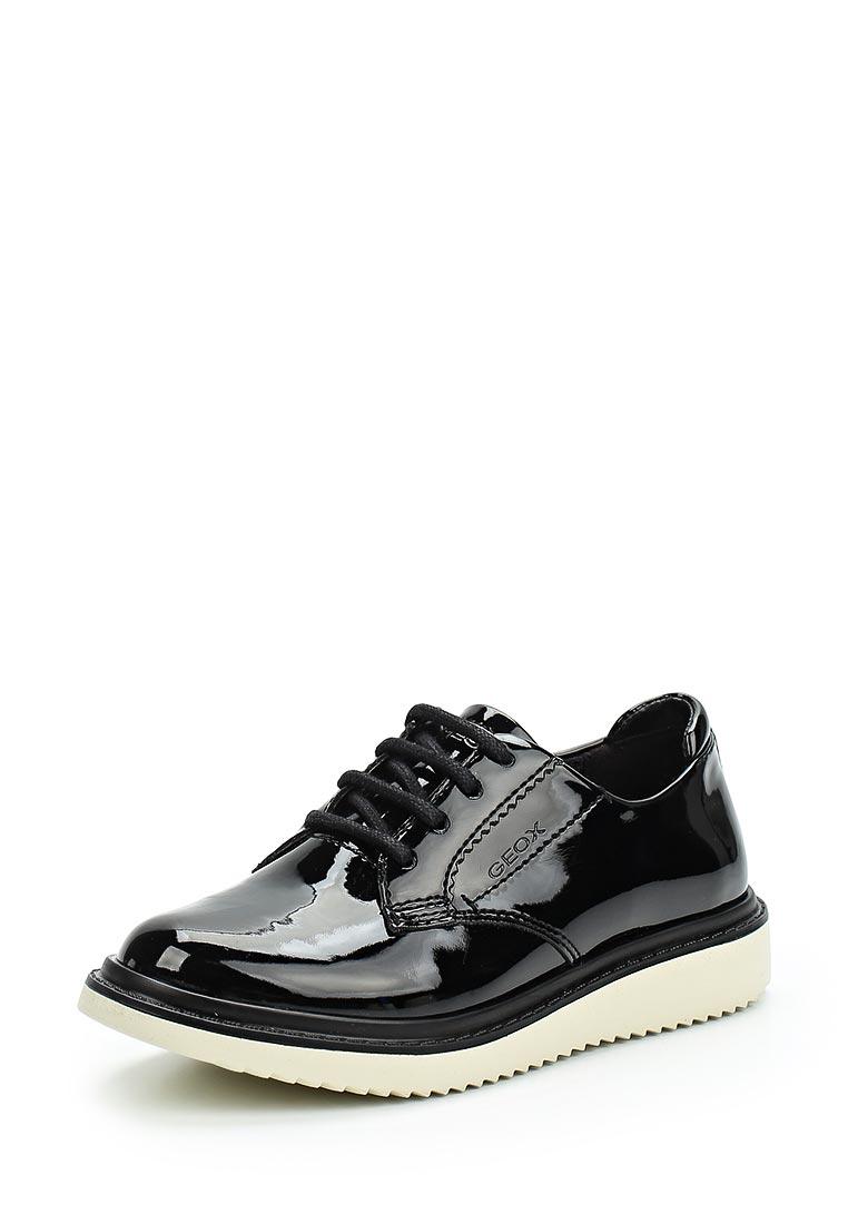 Ботинки для девочек Geox J744FB000HHC9999
