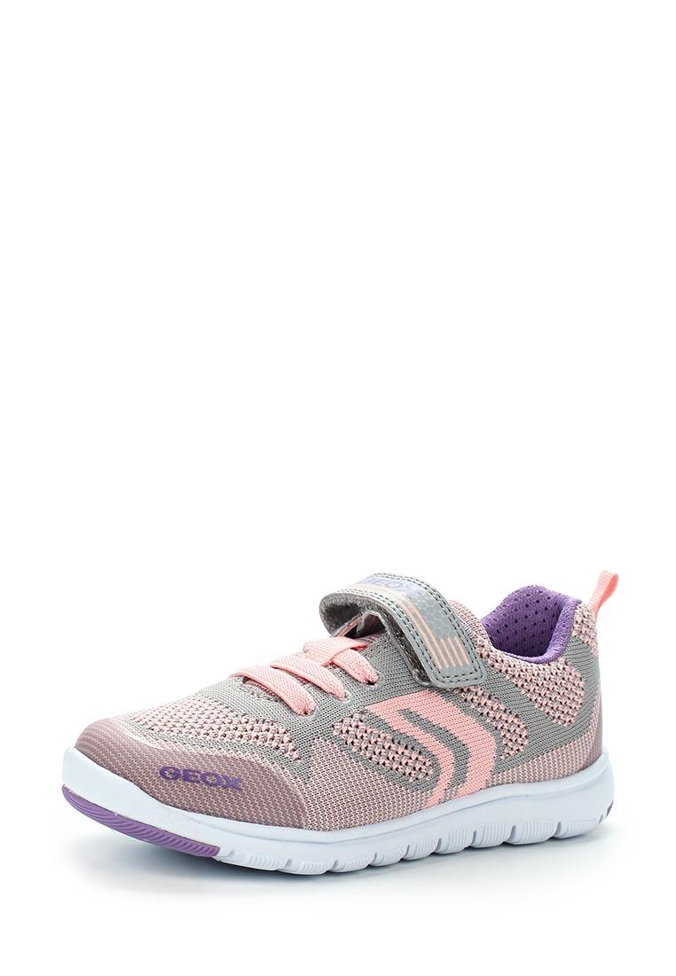Кроссовки для девочек Geox J743RB00011C1FD8