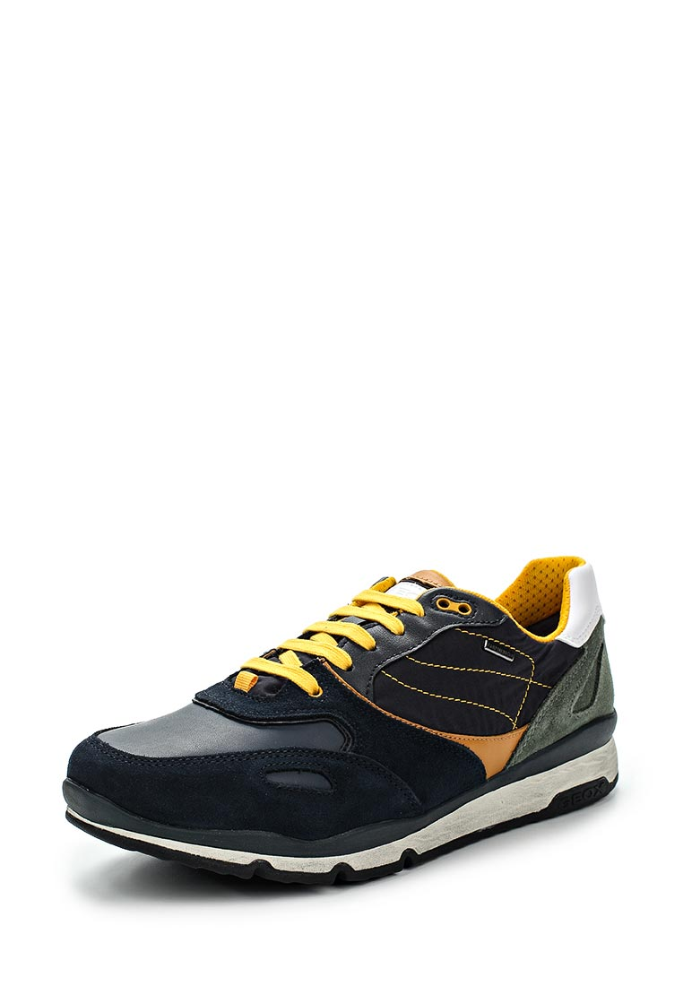 Мужские кроссовки Geox U44S7A022FUC4007