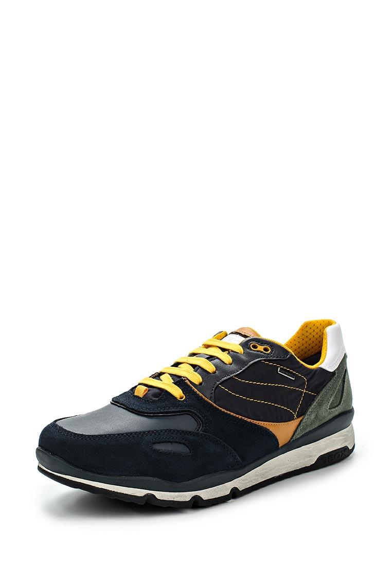 Мужские кроссовки Geox (Геокс) U44S7A022FUC4007