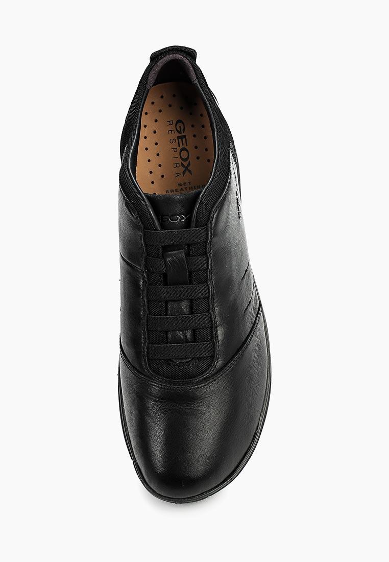 Мужские кроссовки Geox U52D7B00046C9999: изображение 4