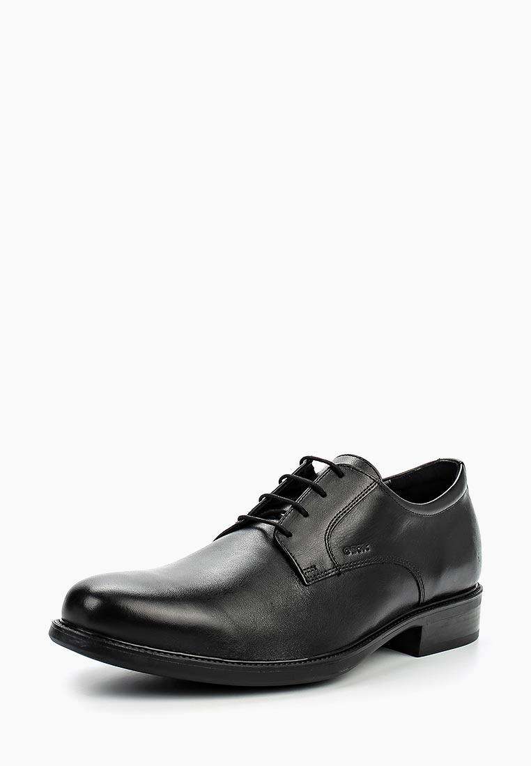 Мужские туфли Geox U52W1D00043C9999
