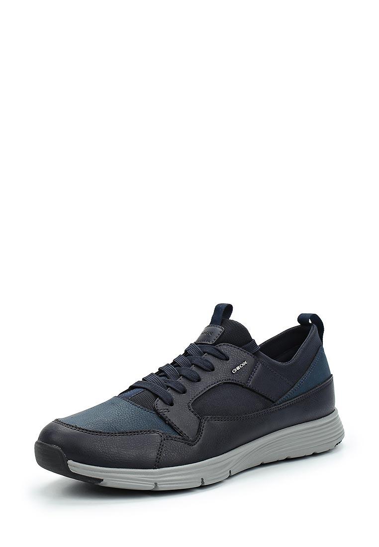 Мужские кроссовки Geox U742DA0MEEKC4002