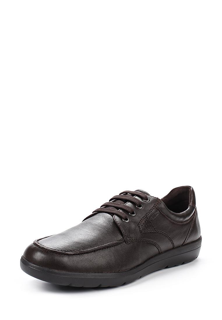 Мужские ботинки Geox U743QB085PGC6009