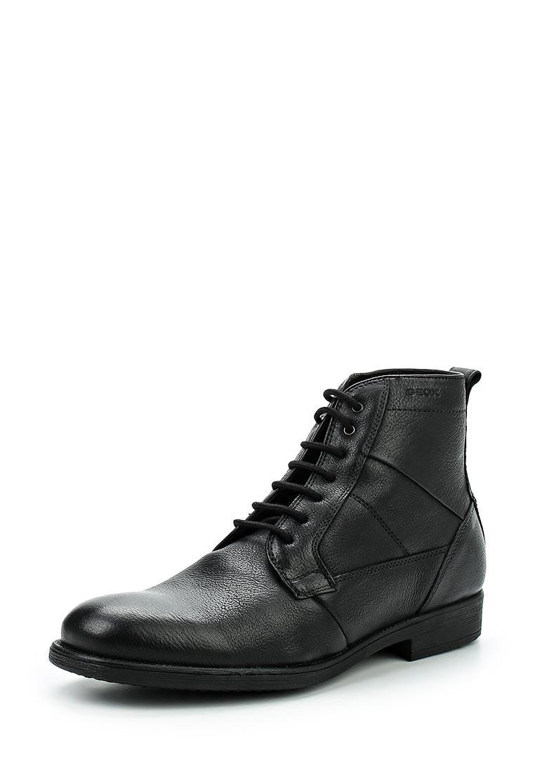Мужские ботинки Geox U74Y7D00046C9999