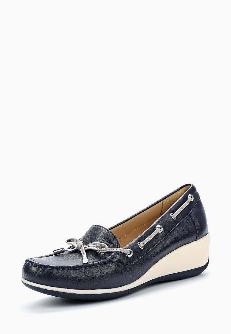 Женские туфли Geox D621SA00085C4002