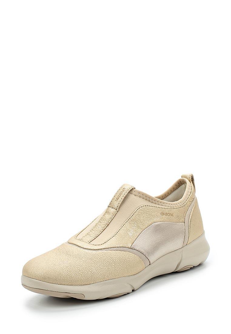 Женские кроссовки Geox (Геокс) D829DE0KY15C2005