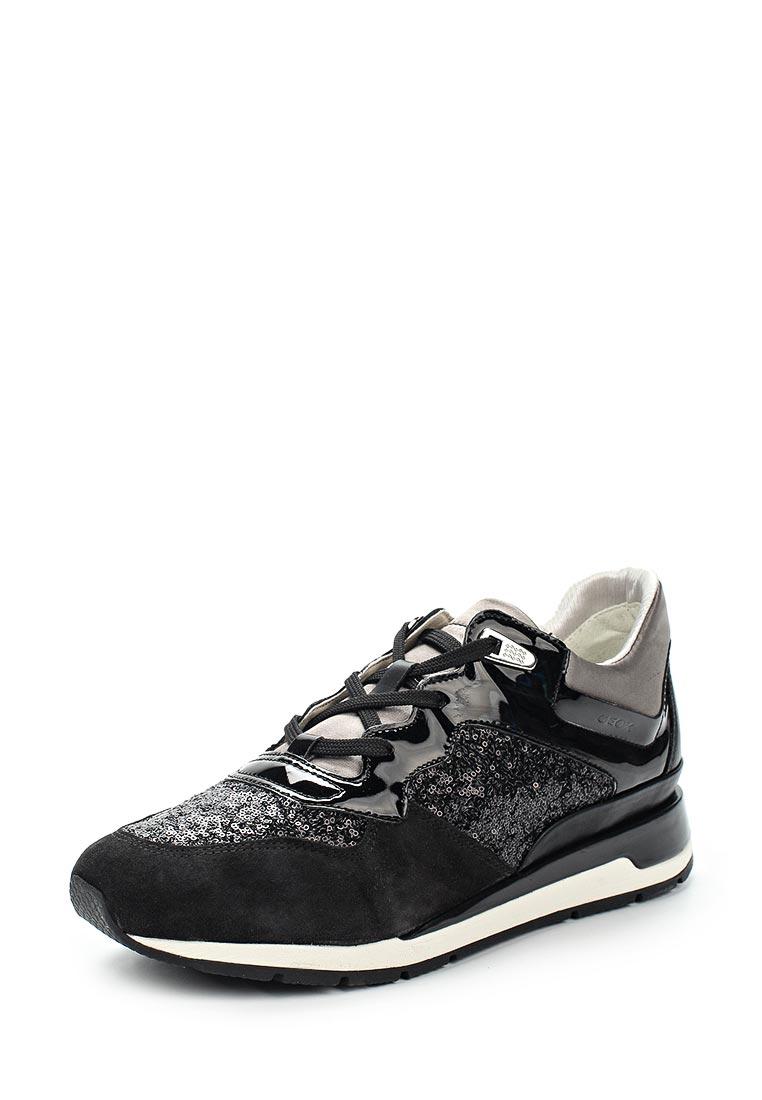 Женские кроссовки Geox D62N1B022AYC9999