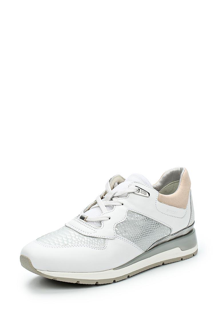 Женские кроссовки Geox D62N1B085KIC1352