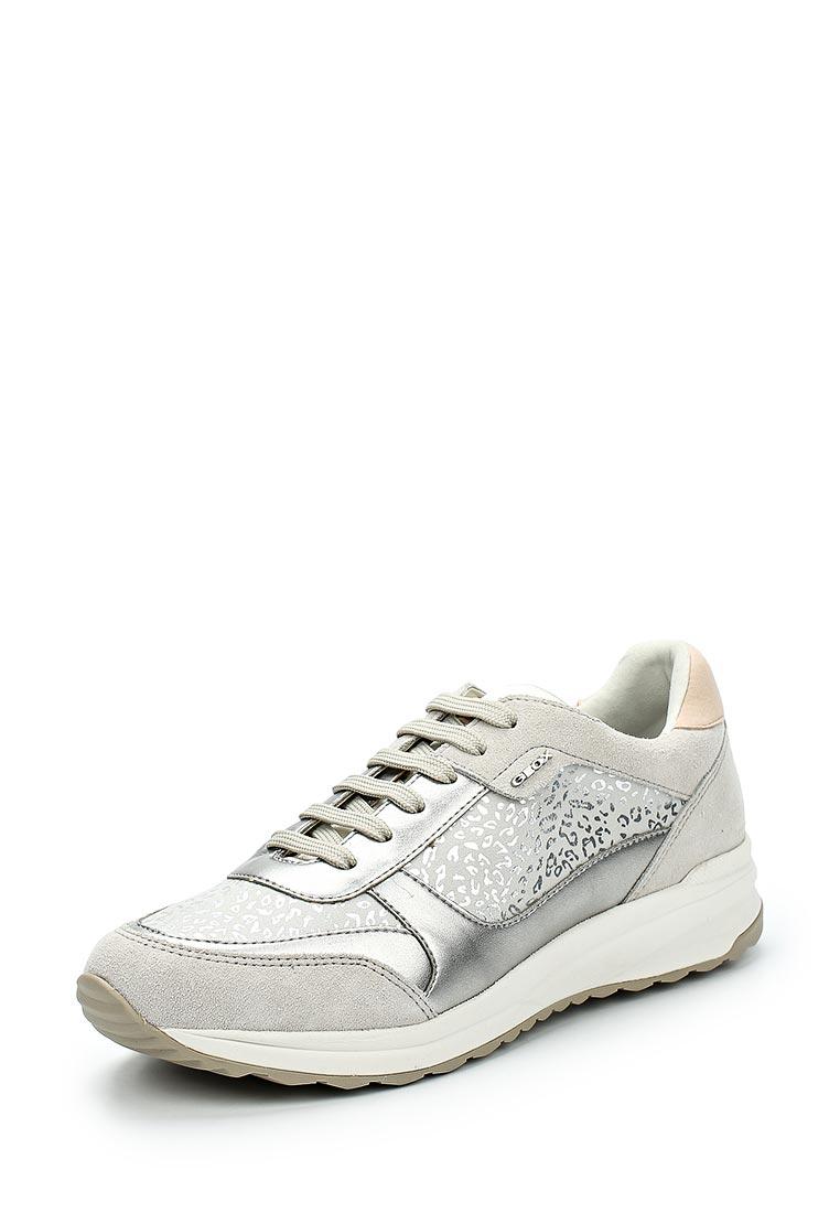Женские кроссовки Geox D642SC0DC22C1002