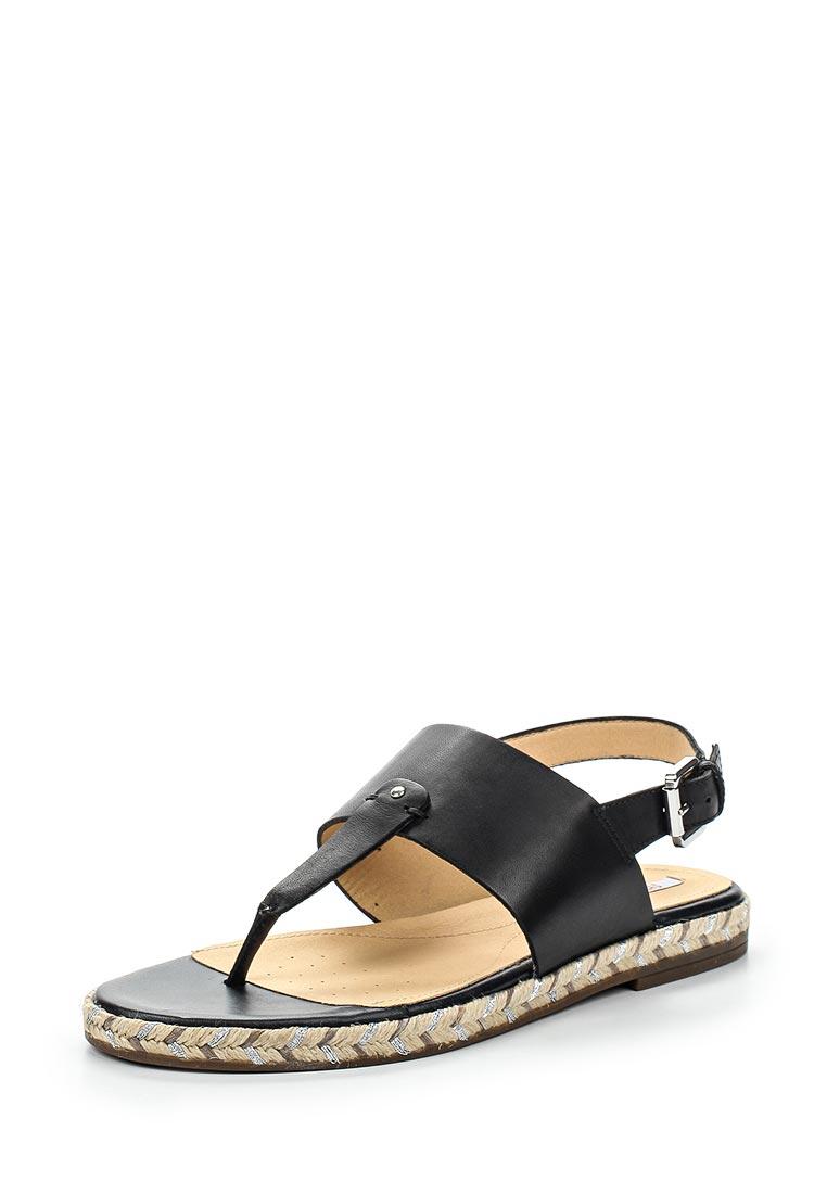 Женские сандалии Geox D725SC00043C9999