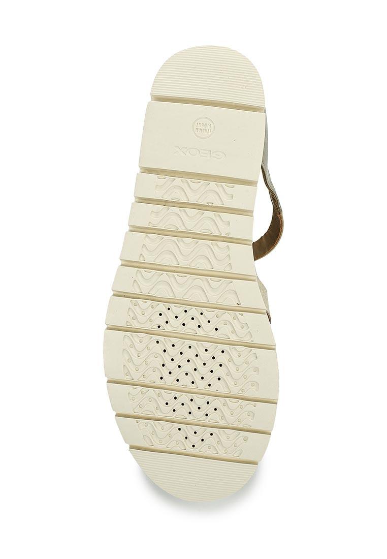 Женские сандалии Geox D721YD0AJEVC2L5Q: изображение 7