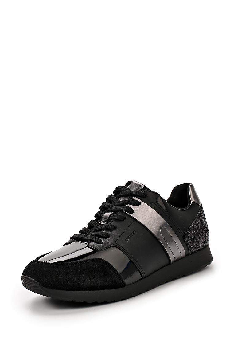 Женские кроссовки Geox D746FD00222C9999