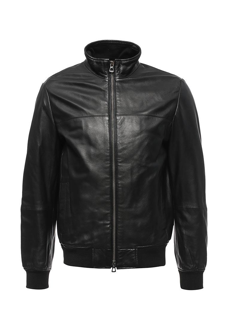 Кожаная куртка Geox M7422AT2437F9000