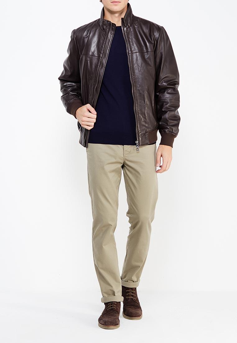 Кожаная куртка Geox M7422AT2437F6025: изображение 2