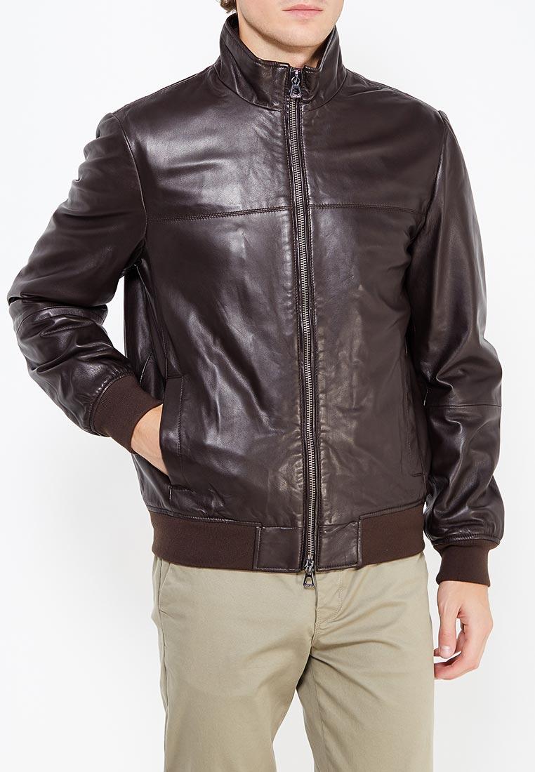 Кожаная куртка Geox M7422AT2437F6025: изображение 3