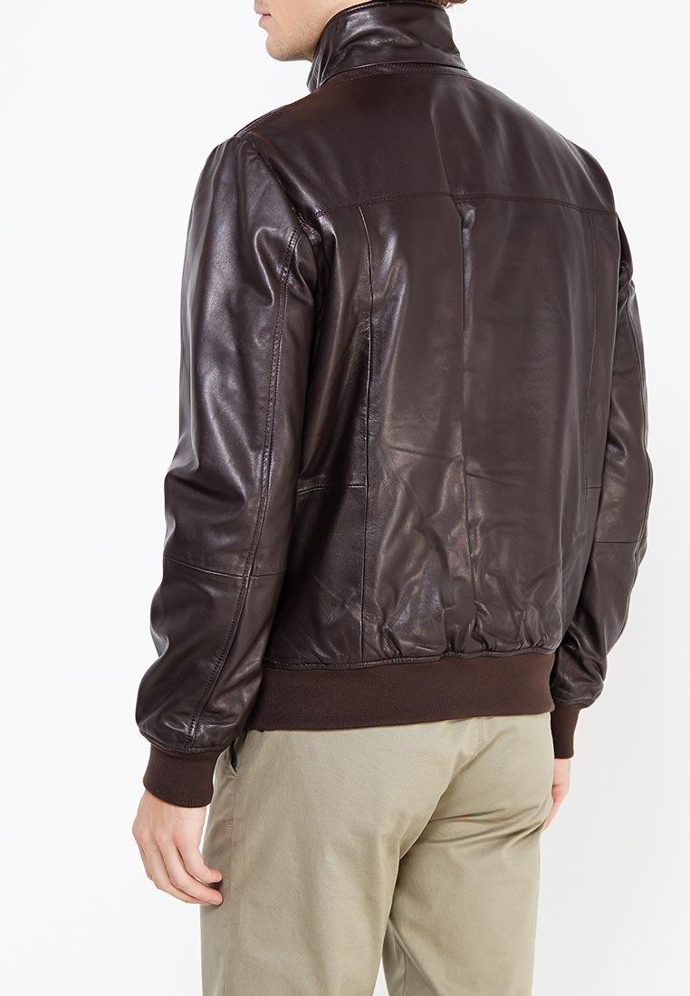 Кожаная куртка Geox M7422AT2437F6025: изображение 4