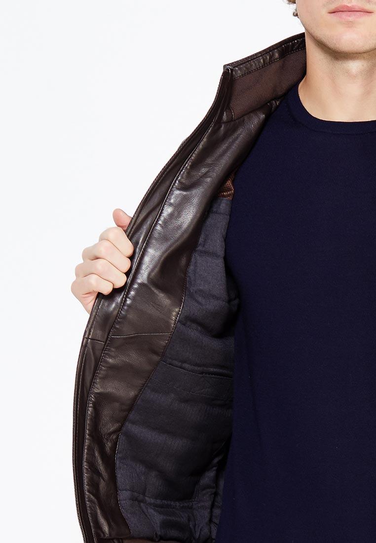 Кожаная куртка Geox M7422AT2437F6025: изображение 5