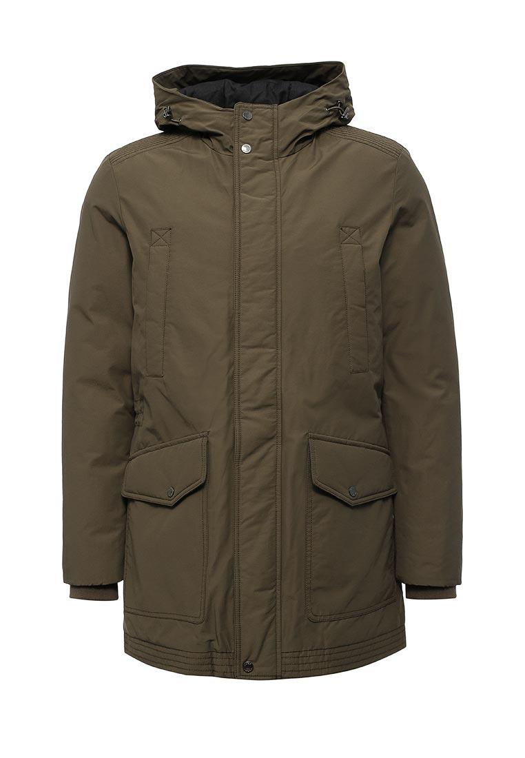 Утепленная куртка Geox M7428KT2270F3450