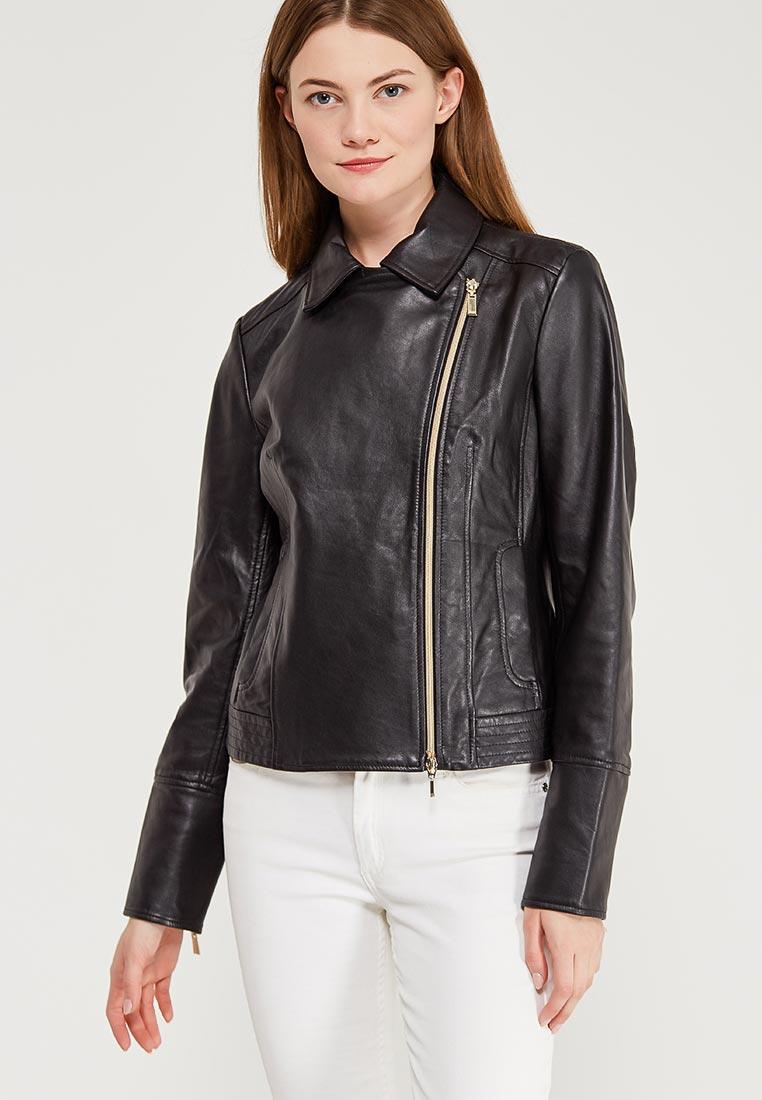 Кожаная куртка Geox W8222BT2494F9000