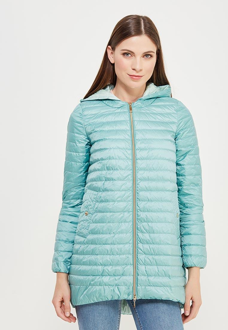 Утепленная куртка Geox W8225CT2412F4429