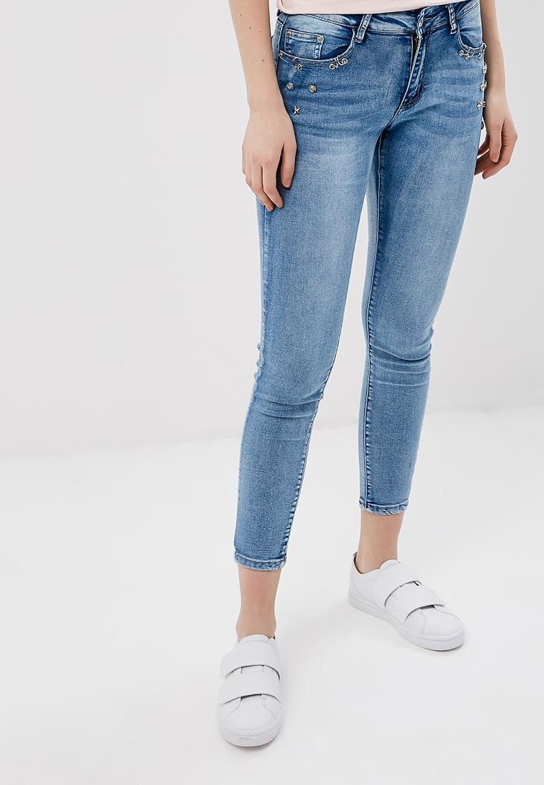 Зауженные джинсы G&G B014-A01