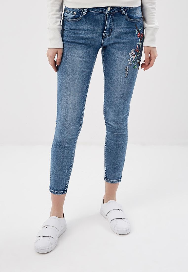 Зауженные джинсы G&G B014-A02
