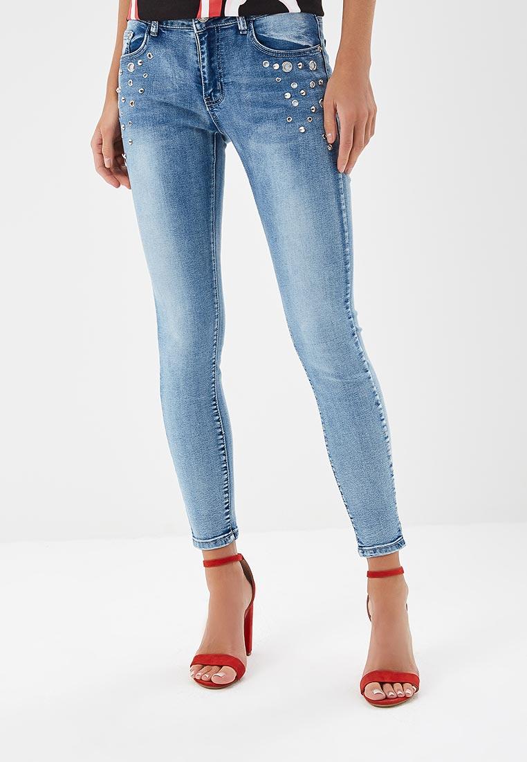Зауженные джинсы G&G B014-A03