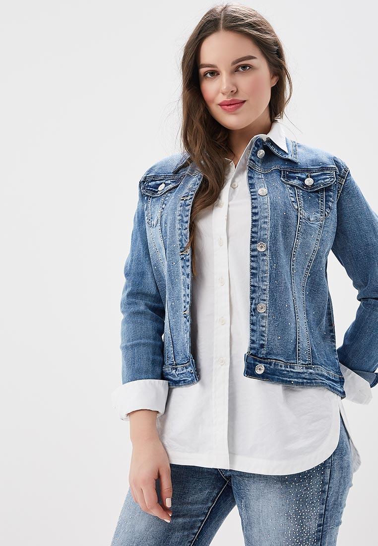Джинсовая куртка G&G B014-L036