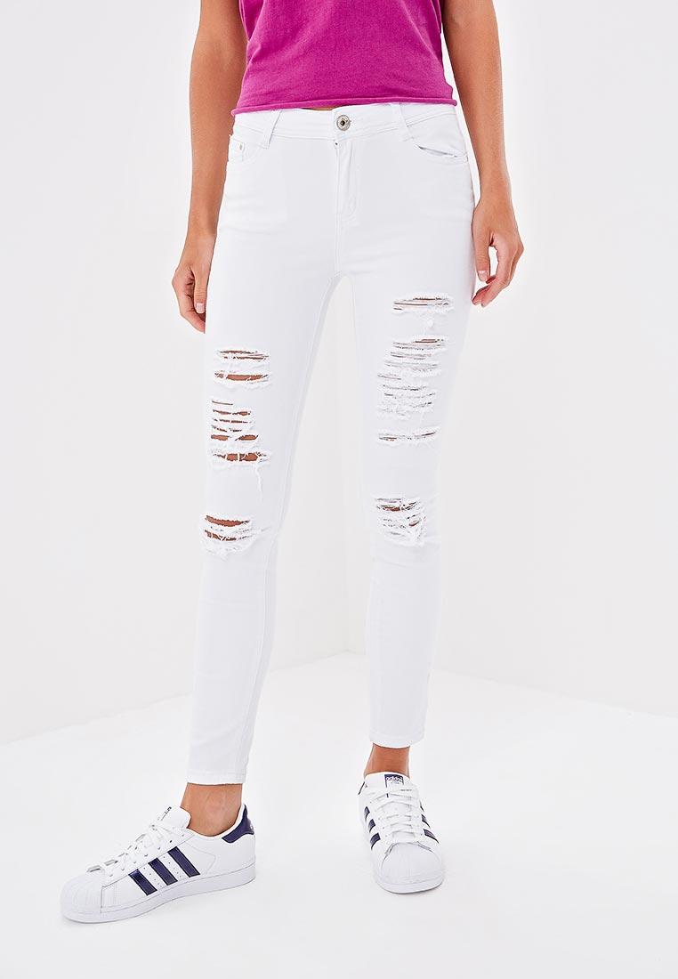 Зауженные джинсы G&G B014-T070