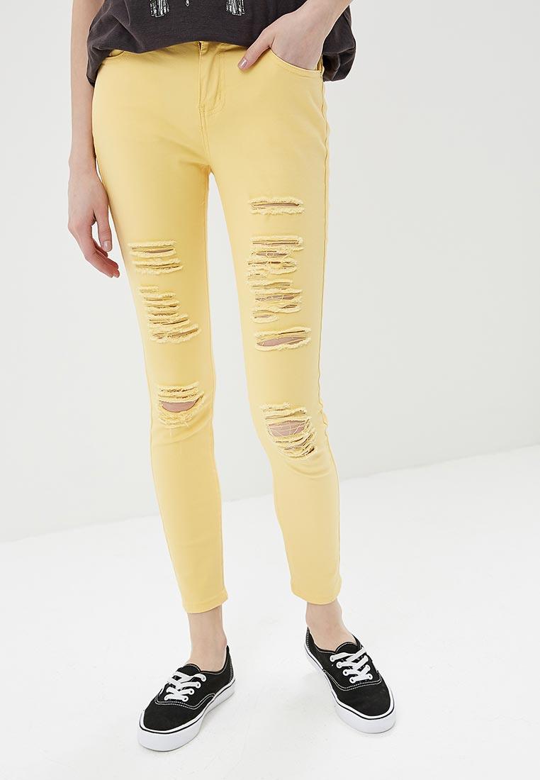Женские зауженные брюки G&G B014-T070