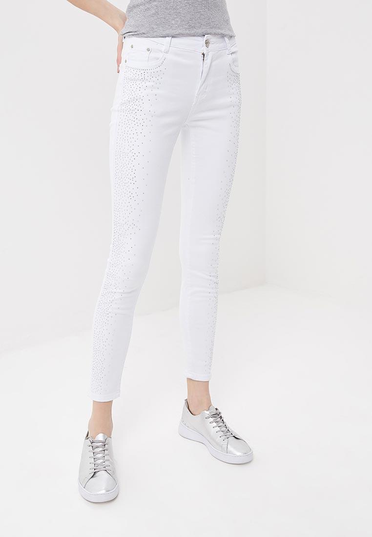 Зауженные джинсы G&G B014-T074